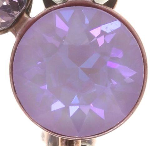 Konplott Disco Star Ohrclip in scent lila 5450543854793