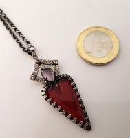 Vorschau: Konplott Snow White Halskette mit Anhänger in in rot Größe M 5450543757360