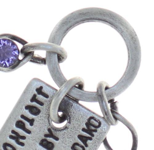 Konplott Magic Fireball Armband mini in lila 5450543754741