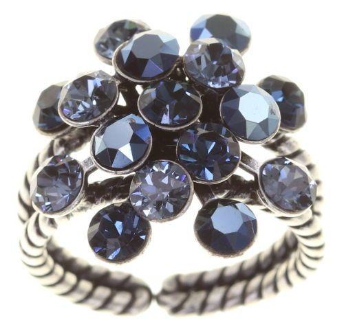Konplott Magic Fireball Ring Magnetic Blues klassisch 5450543813585