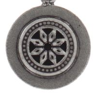 Vorschau: Konplott Simply Beautiful Halskette mit Anhänger in rosa 5450543745671