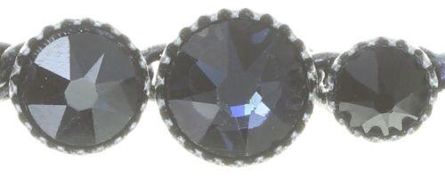 Konplott Water Cascade Armband in schwarz 5450543766577