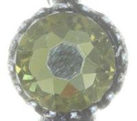 Vorschau: Konplott Amazonia Halskette mit Anhänger in grün, Größe S 5450543760773