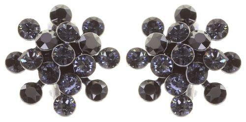 Konplott Magic Fireball Ohrclip Mini in graphite schwarz 5450543854687