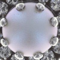 Vorschau: Konplott Simply Beautiful Ohrstecker in weiß 5450543692197