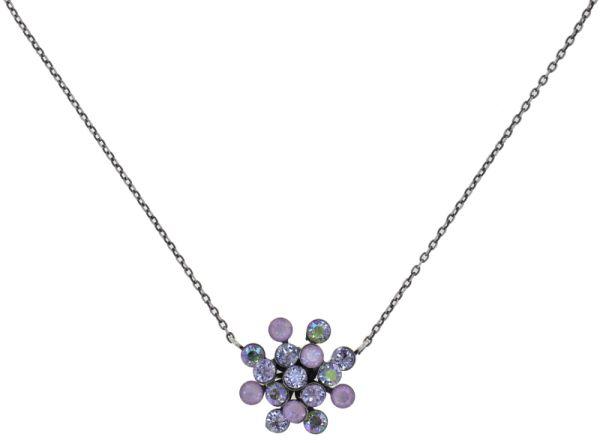 Konplott Magic Fireball Halskette mit Anhänger Lilala Lila klassisch 5450543895260
