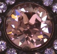 Vorschau: Konplott Rock 'n' Glam Ohrclip in lila light amethyst 5450543776910