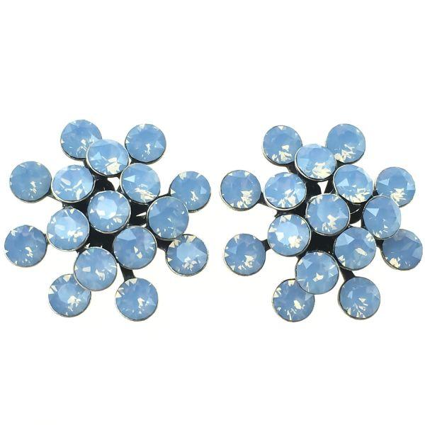 Konplott Magic Fireball light blue Ohrstecker klassisch 5450543461274