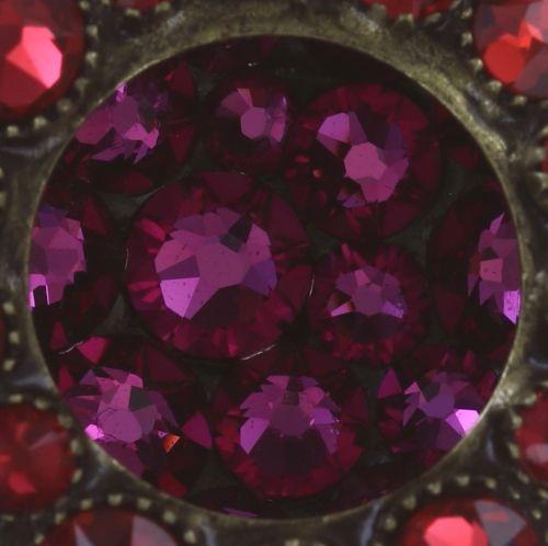 Konplott Inside Out Ring Größe M in scarlet rot 5450543676005