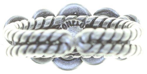 Konplott Water Cascade Ring in coralline 5450543754116