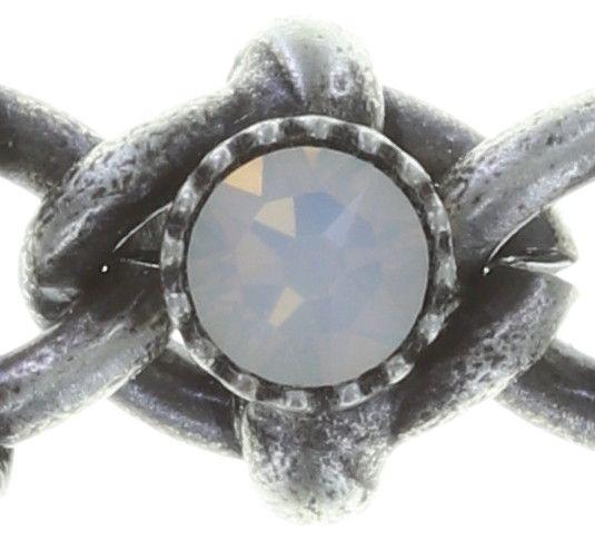 Konplott Spider Daisy Armband in weiß 5450543735863