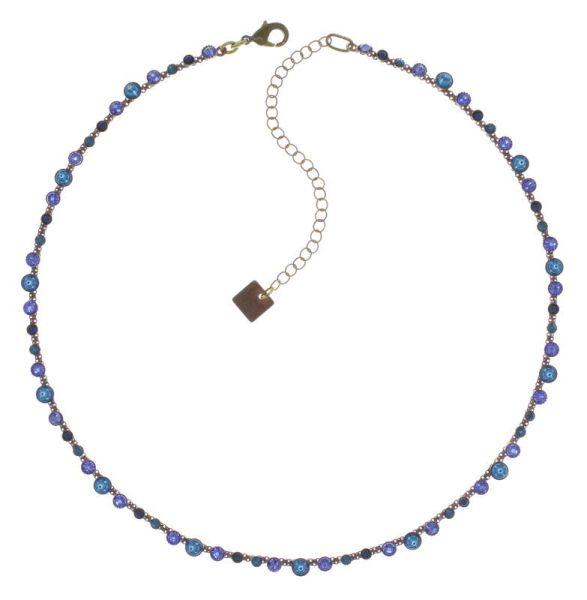 Alien Caviar Blue Water Halskette in blau