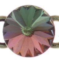 Vorschau: Konplott Rivoli Halskette in grün colorado topaz vitrail light 5450543783291