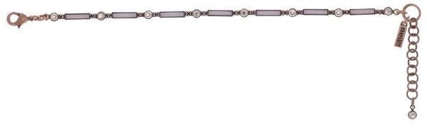 Konplott Graphic Flow Armband verschließbar in pink antique 5450543865904