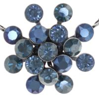 Vorschau: Konplott Magic Fireball Halskette in blau 5450543765723