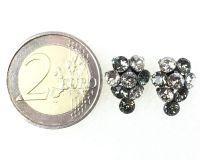 Vorschau: Konplott Magic Fireball crystal satin Ohrstecker Traube 5450527778374