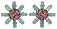 Vorschau: Konplott Spider Daisy Ohrstecker in pastel multi Größe S 5450543736525
