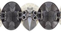 Vorschau: Konplott Tears of Joy Armband in schwarz jet hematite Größe M 5450543763163