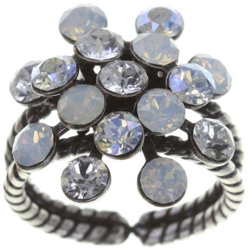 Konplott Magic Fireball Ring in weiß 5450543728124