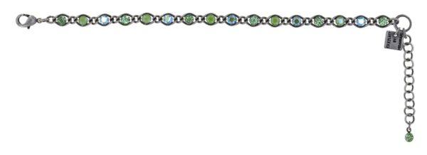 Konplott Magic Fireball Armband in grün Classic Size 5450543904696