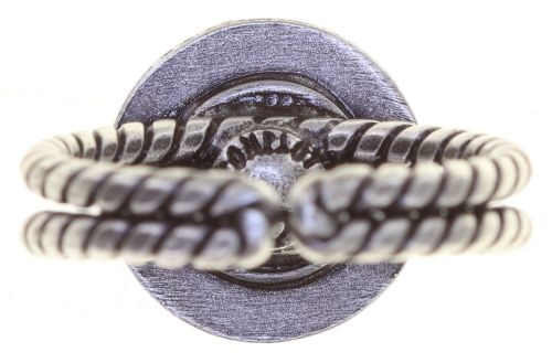 Konplott Simply Beautiful Ring in schwarz 5450543779744