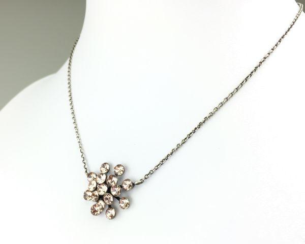 Konplott Magic Fireball Halskette mit Anhänger in vintage rose 5450527611930
