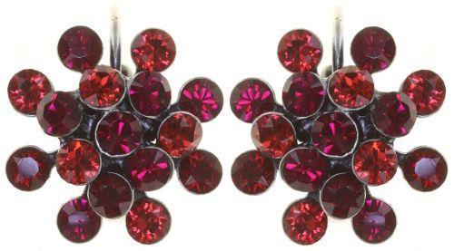 Konplott Magic Fireball Mini Ohrhänger Brisur Rubinic Red 5450543892924
