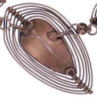 Vorschau: Konplott Amazonia Halskette in braun 5450543752525