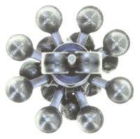 Vorschau: Konplott Magic Fireball Ohrstecker mini in weiß 5450543755014