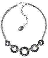 Vorschau: Konplott Rock 'n' Glam Halskette in crystal weiß 5450543776965