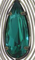 Vorschau: Konplott Amazonia lange Halskette mit Anhänger in blau/grün, Größe M 5450543750897