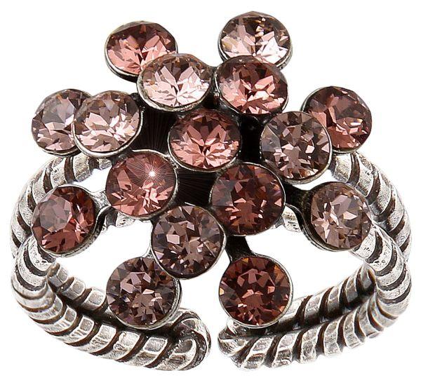 Konplott Magic Fireball Ring mini in pink/rosa 5450543754925
