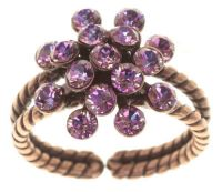 Vorschau: Konplott Magic Fireball Ring Deep Rose in rosa mini 5450543813752