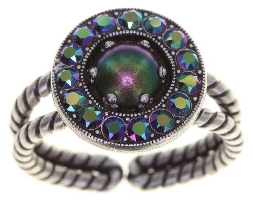 Konplott Simply Beautiful Ring in grün 5450543779997