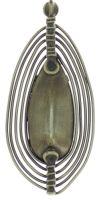 Vorschau: Konplott Amazonia lange Halskette mit Anhänger in beige, Größe M 5450543753485