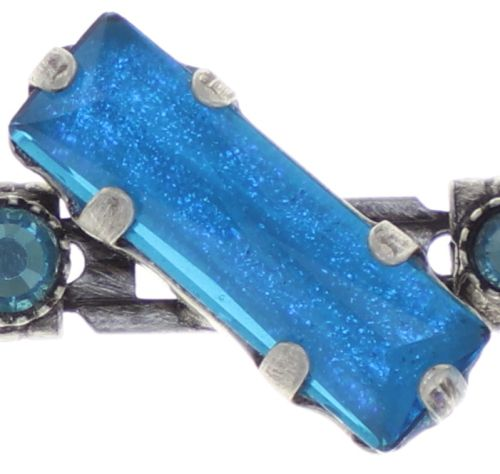 Konplott Mix the Rocks Armband in crystal blau 5450543789965