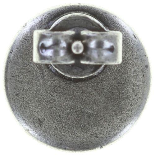 Konplott Cages Ohrring in grau Silberfarben 5450527749497