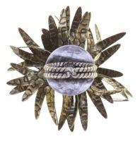 Vorschau: Konplott Global Glam Ring in crystal weiß 5450543812038