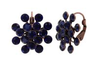 Konplott Magic Fireball Ohrhänger Night Blue in Classic Size 5450543936444