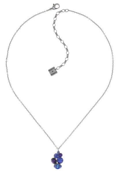 Konplott Petit Glamour Halskette Blue Bayou 5450543880334