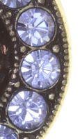 Vorschau: Konplott Simply Beautiful Ohrstecker in blau 5450543779782