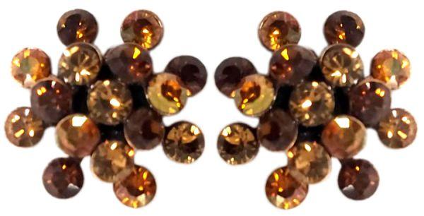 Konplott Magic Fireball Ohrstecker Shine on Wood in mini 5450543937311