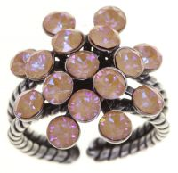 Vorschau: Konplott Magic Fireball Ring in apricot de glace crystal peach de lite 5450543797311