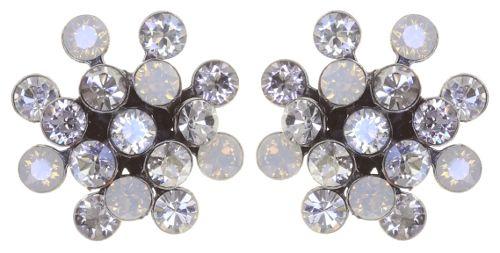 Konplott Magic Fireball Ohrstecker Mini in pearly white 5450543797656