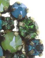 Vorschau: Konplott Ballroom Ring in blau/grün 5450543725901