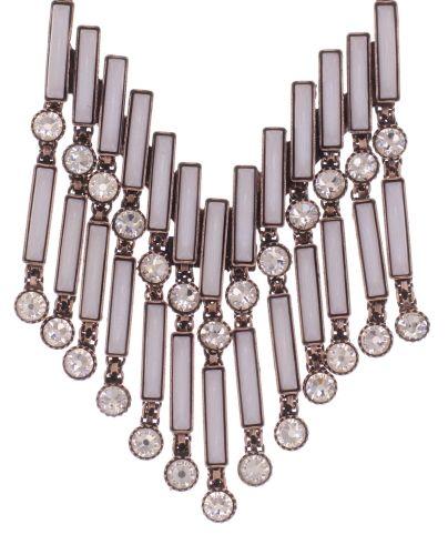 Konplott Graphic Flow Halskette in pink antique 5450543865829