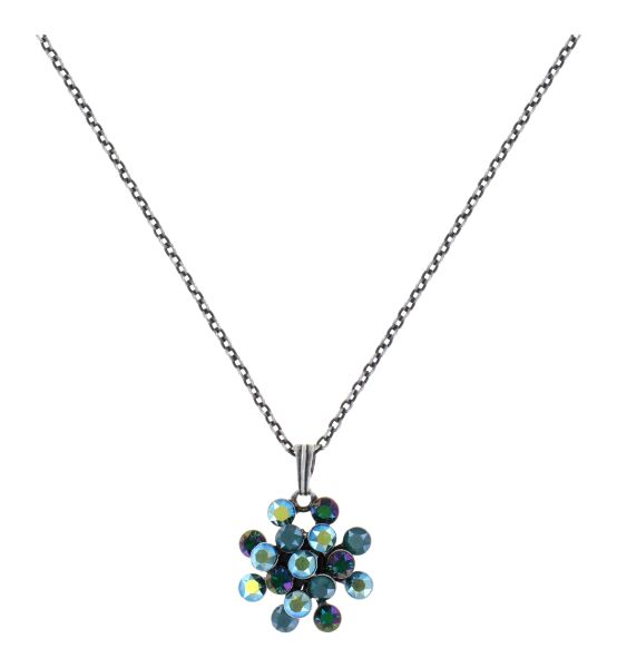 Konplott Magic Fireball Halskette Emerald On Fire in mini 5450543936734