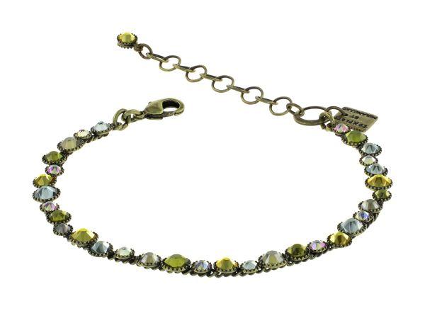 Konplott Water Cascade Armband Olive Herbs 5450543938080