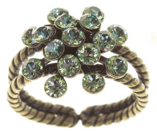 Konplott Magic Fireball Ring Magnetic Green mini 5450543813714