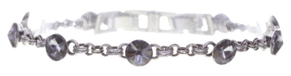 Konplott Rivoli Armband in grau crystal night fall 5450543783031